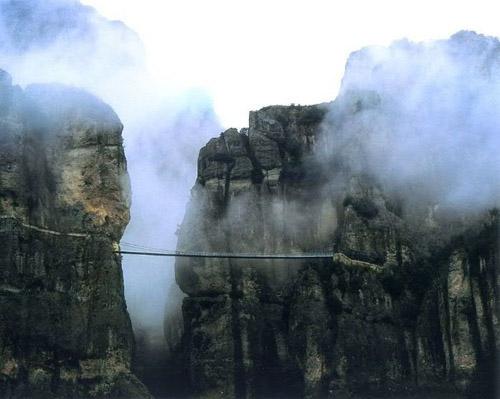 La montaña Tong